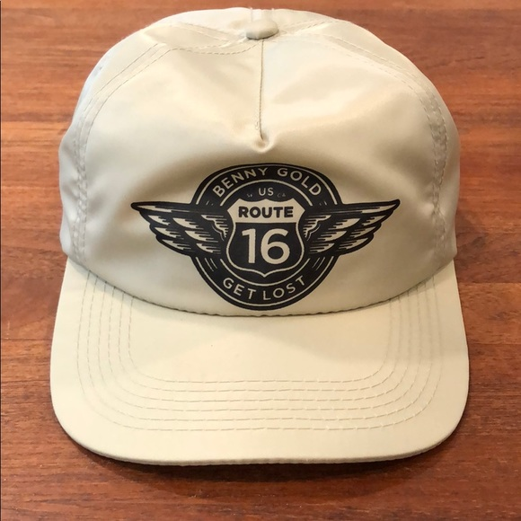 5f3cdd98 Benny Gold Snapback Hat